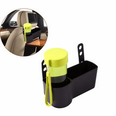 Auto Seat Wedge Cup Drink Holder