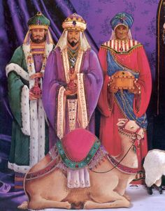 Magi - Three Wise Men