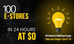We want to share with you about the 24 HRS RARE EVENT by YoKart in which 100 people will get FREE, ready-to-install copies of multivendor marketplace platform. This upcoming event is a golden...