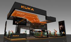KUKA on Behance