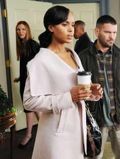 The REAL reason Olivia Pope always wears white on Scandal