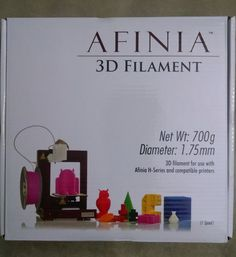 afinia red