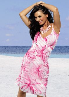 Saress, beach cover ups! These awesome.