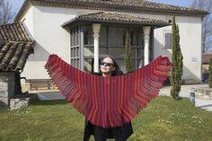 Ravelry: Firebird pattern by EclatDuSoleil I Cord, Firebird, Garter Stitch, Knit Patterns, Crochet, Ravelry, Stripes, Knitting, Outdoor Decor