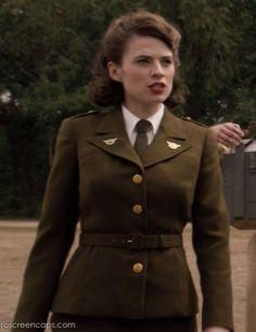 Peggy Carter costume ideas