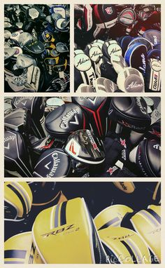 @ Hanse Golf 2015 - surely a place where you can get some new clubs...