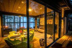 Kuvahaun tulos haulle saunamökki Summer Dream, Lake Superior, Scandinavian, Pergola, Villa, 1, Cottage, Exterior, Building