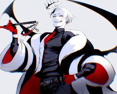 M Anime, Anime Guys, Anime Art, Disney Villains Art, Disney Fan Art, Cruella Deville, Twisted Disney, My Fantasy World, Cute Anime Pics