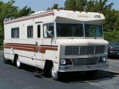 Old Motorhomes | 1978 Winnebago Chieftain Motorhome #49567; MODEL: WDP26RB, 26'