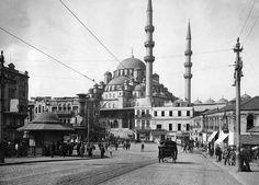 Eminönü ve Yeni Cami / 1910′lu yıllar