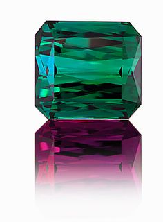 Alexandrite- my fav. gem... the bigger the better.. if you have not seen what this stone can do it is unbelievable.   Rectangle cut... best!