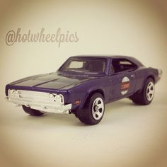 1970 Dodge Charger 500 - 2015 Hot Wheels - HW City - Performance #hotwheels | #diecast | #toys | #Dodge