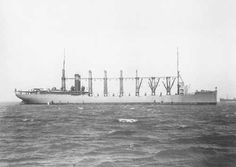 USS Cyclops disappeared with out a trace in the Bermuda triangle creepy.