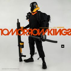 3AA exclusive Tomorrow Kings - Lost Star Warrior TK CLEAN NOIR Sargent available now at www.bambalandstore.com as part of Do You Remember sale. More info and details at our blog: http://www.worldofthreea.com/threea-production-blog/jp465uzndy0fjlq2a9vrew4tbxsaih #threeA #AshleyWood #WorldOf3A #WO3A #TomorrowKings #Bambalandstore