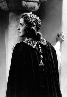 Adrian - Costumier - Roméo et Juliette - 1936 - Norma Shaerer