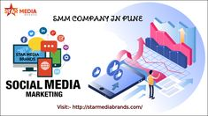 Social Media Marketing is the use of social media platforms and websites to promote a  product or service, star media brands are the best SMM Company in Pune. Online Marketing Agency, Social Media Marketing Companies, Social Media Branding, Digital Marketing Services, Recent Technology, Keyword Ranking, Business Goals, Star, Pune