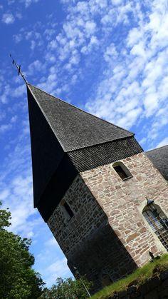 Church in Eckerö / Åland by Sascha Zachhuber on 500px