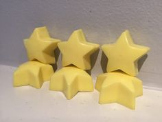 Star Soaps / Star Soap Set / Twinkle Twinkle by EmpatheticElephant