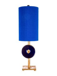 Fondica Gilt Bronze Table Lamp