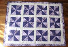 Purple Pinwheel Argyle and Polka Dot Patchwork Baby by MyCuteIdea, $89.00