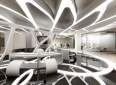Futuristic Medical Design by Conglong Zhao, Singapore   DesignRulz.com