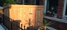 Brighton Bike Sheds offer highly robust, secure and attractive bicycle sheds built to order for cyclists all over the UK.