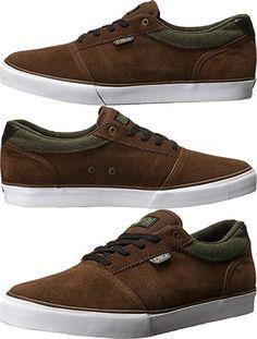 C1rca Mens Goliath Skateboarding Shoes 100009 PineconeBlack 13