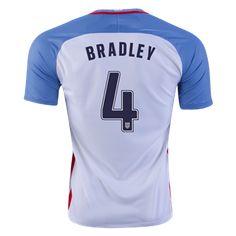 9fcca1edb 2016 17 USA Michael Bradley 4 Soccer Jersey Football Shirt Trikot Maglia  Playera De Futbol Camiseta De Futbol