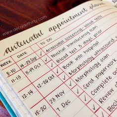 Pregnancy planning | decade thirty | Bloglovin'