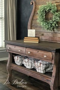 How To Easily Apply White Wax On Wood Furniture – Mobel Deko Ideen