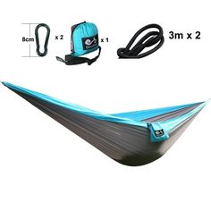 """Find Out Why Millions Of People Are """"Rediscovering The Hammock Life"""" Don't pay 4 times the cost to make a Hammock, just to have it rip! No matter the season, a hammock will surely satisfy your needs!"""