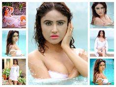Sony Charishta Hot Wet Photoshoot Stills