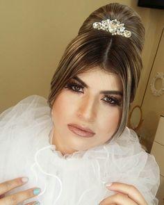 #noiva #cabelo #coque #penteado #wedding #dress #makeup