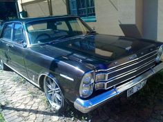 Ford Galaxie | Contact Me | Kwazulu Natal