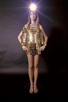 Jean-Marie Perier - Photographe - Francoise Hardy. Paris, 1968