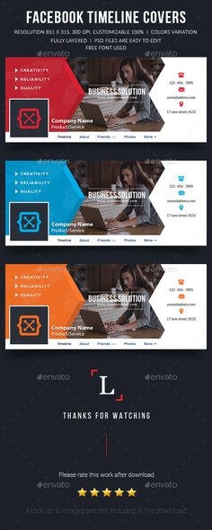 FEATURES:Easy Customizable and Editable Facebook cover standard size- 851x315px Psd files are easy to handle 300 DPI High Resoluti Facebook Cover Design, Facebook Timeline Covers, Social Media Pages, Social Media Design, Web Banner Design, Web Banners, Party Banners, Page Design, Web Design