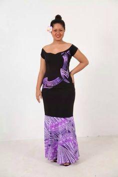 Samoan Puletasi Designs New Zealand Island Wear, Island Outfit, Samoan Designs, Polynesian Designs, Polynesian Tribal, Samoan Dress, Island Style Clothing, Different Dresses, Dress Patterns