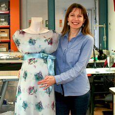 158d9f9d429 25 nejlepších obrázků z nástěnky Společenské těhotenské šaty Tiffany ...