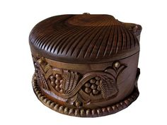 Wood carving TO BE ORDERED Hand carved box for by dimitarmanev, $900.00