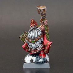 Warhammer Dwarven Runelord