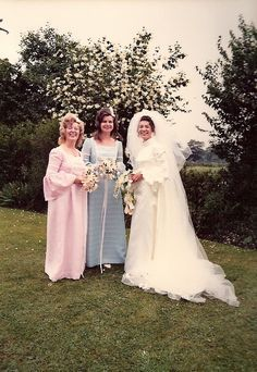 Image result for 1975 my bridesmaid wedding