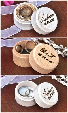 Customized Engraving #ringbearerbox #ringboxwedding #ringbox #walnut #engagementringbox #ringbox #wedding #weddingringbox #proposal #weddings #weddingideas #jewelry #ringbox #wedding #proposal #specialday #woodenringbox #woodringbox #weddingringholder #weddingringholder #mysomethingblue #somethingblue #Rusticwedding #rusticringbox #VintageRingbox #ceremonyringbox #customringbox #woodenringbox Rustic Ring Bearers, Ring Bearer Box, Ring Holder Wedding, Wedding Rings, Vintage Ring Box, Proposal Ring Box, Wooden Ring Box, Rustic Wedding Guest Book, Wood Rings