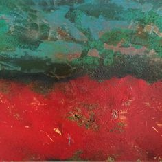 Been taking a social media break. Working on new pieces for the coming year now. Stay tuned. #art #artist #abstract #abstractart #abstractpainting #abstraction #buyart #blue #coffee #contemporaryart #design #hot #hoxton #interiordesign #landscape #modernart #newart #originalart #painting #red #texture #shoreditch #green #viridian