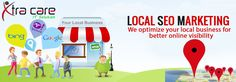 We are veterans of #Search #Engine #Marketing and our experience tells us that visitors from local results convert more. #Local #SEO is always very focused. Please Visit the Site: www.xtracareit.com/pages/-Local-Seo-Marketing-