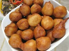 Cameroon -- the French influence for breakfast