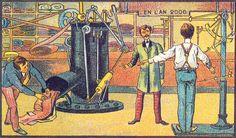 Futuredays: A Nineteenth Century Vision of the Year 2000 Latest_fashion