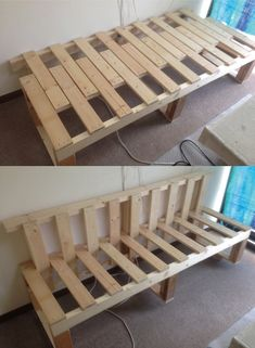 DIY Sofa bed