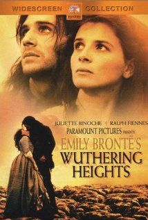 Wuthering Heights   Love  Ralph Fiennes  as Heathcliff.