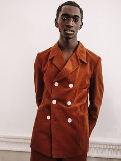 Fashion East: Grace Wales Bonner SS16