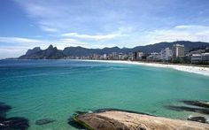 the most beautiful city in the world Rio de Janeiro-Brazil